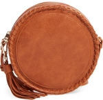 sole society round handbag
